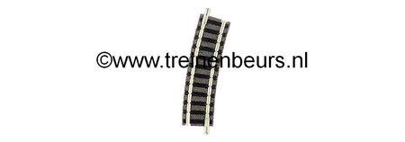 Fleischmann 9127 RAIL GEBOGEN R2 15 graden NIEUW