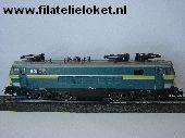 Ma 3363 u Lokomotieven~ E-lok blauw-groen