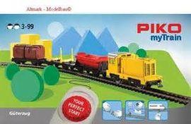 PIKO 57092 My Train goederentrein NIEUW