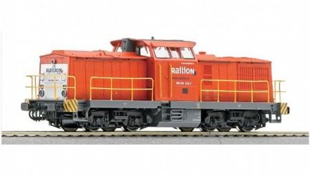 Raillion 204 616-7
