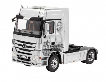 REVELL 07425 Auto's- Vracht MB Actros MP3 1:24
