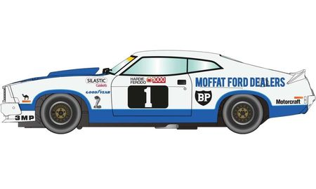 SCALEXTRIC 3741 FORD XC FALCON