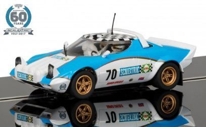 SCALEXTRIC 3827A ANNIV. COL. CAR CAR NO.5 - 1970S