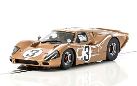 SCALEXTRIC 3951 FORD MKIV 1967 MARIO ANDRETTI / LUCIEN BIANCHI