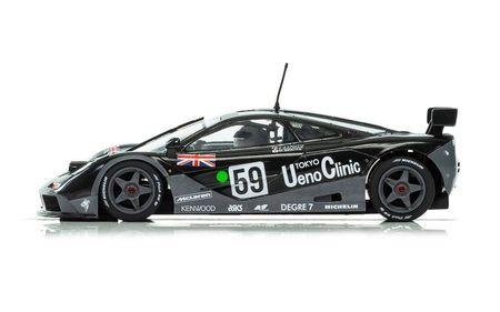 SCALEXTRIC 3965A MCLAREN F1 GTR LEMANS 1995 [NEW TOOLING 2018] L.D.