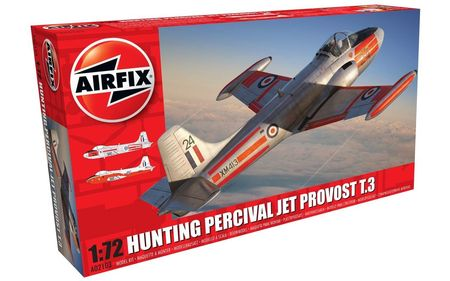 AF 02103 BAC JET PROVOST T3