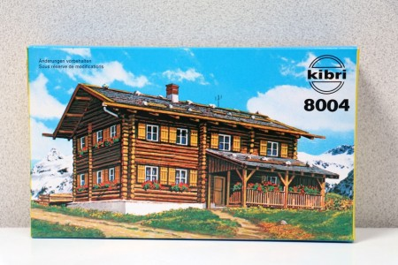 KIBRI 8004 Chalet Uitloop