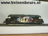 Ma 3451 u Lokomotieven~ Met Märklin reclame (stoker)