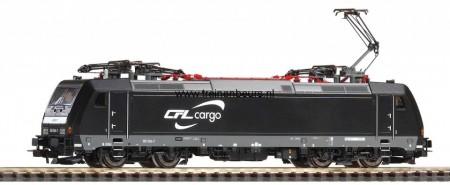 PIKO 59542 E-lok BR145.2 CFL Cargo zwart NIEUW uitloop