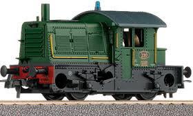 Roco 43676 NS Diesel 200/ 300 groen NIEUW uitloop