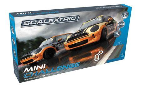 SCALEXTRIC 1355 SET MINI CHALLENGE
