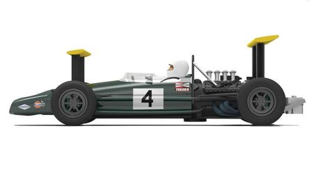 SCALEXTRIC 3702A LEGENDS BRABHAM BT26A-3 – JACKY ICKX L.D.