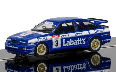 SCALEXTRIC 3867 FORD SIERRA RS500 TIM HARVEY