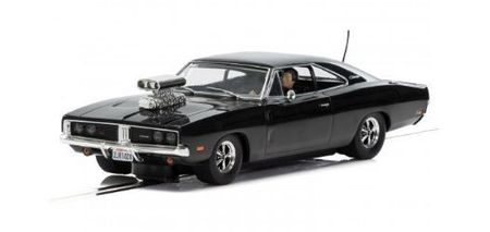 SCALEXTRIC 3936 DODGE CHARGER WITH BLOWER **