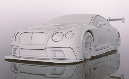 SCALEXTRIC 4057A BENTLEY CONTINENTAL GT3 CENTENARY EDITION (7/19) *