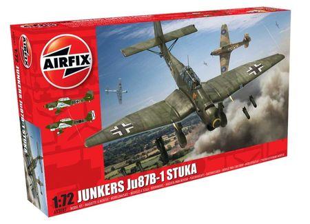 AF 03087 JUNKERS JU87 STUKA