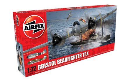 AF 04019 BRISTOL BEAUFIGHTER MK X