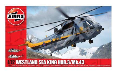 AF 04063 WESTLAND SEA KING HAS.3 1/72 (3/18) *
