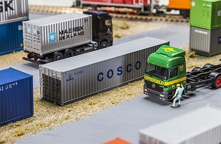 FALLER 180845 40' CONTAINER COSCO