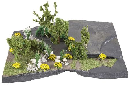 FALLER 181113 DO-IT-YOURSELF MINI-DIORAMA PARK TOVERBOS