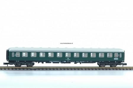FL 8114-G Slaapwagen Groen 2e klasse MET BINNERNVERLICHTING gebruikt goede staat
