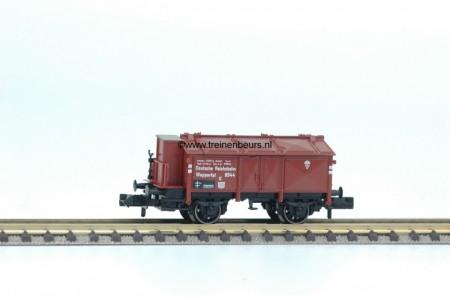 "FL 8214 Klapdek K ""Wüppertal"" klapdekselwagen met remmershuis NIEUW uitloop"