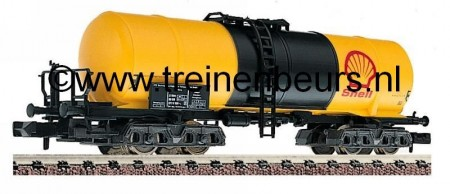 FL 8481 Ketel Ketelwagen SHELL 4-asser NIEUW uitloop