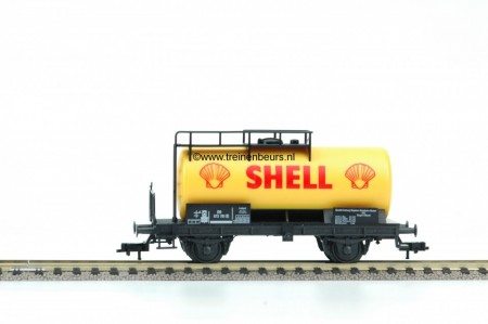 Fleischmann 5033 Ketel Shell 2-assig NIEUW uitloop