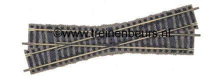 Fleischmann 6162 KRUISING LINKS KR. NIEUW