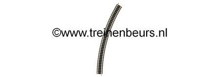 Fleischmann 9130 RAIL GEBOGEN R3 30 graden NIEUW