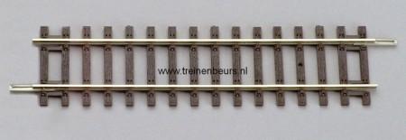 PIKO 55202 Rechte rail 119mm NIEUW