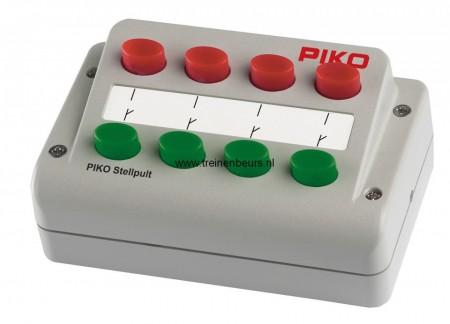 PIKO 55262 Schakelkast voor vier wissels/momerntschakelaars Nieuw H0 NIEUW