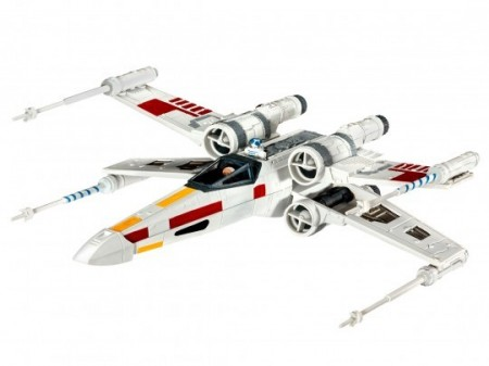 REVELL 03601 Star Wars X-wing fighter 1:112