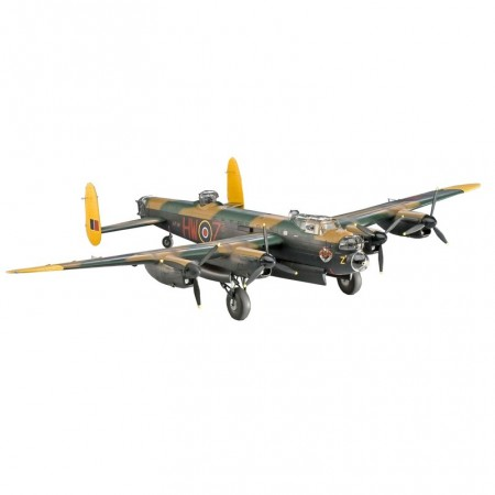 REVELL 04300 Vliegtuigen- Militair Avro Lancaster Mk.I/III 1:144