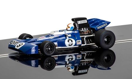SCALEXTRIC 3759A LEGENDS TYRRELL 002 L.D.