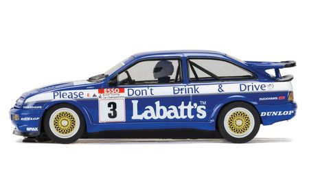 SCALEXTRIC 3867A FORD SIERRA RS500 TIM HARVEY