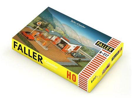 FALLER 109217 B-217 POMPSTATION