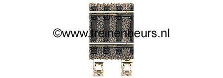 Fleischmann 6430 Aansluitklem 2-polig NIEUW