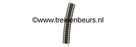 Fleischmann 9131 RAIL GEBOGEN R3 15 graden NIEUW