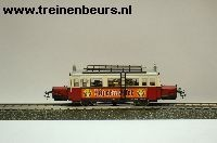 Ma 3423 u Lokomotieven~ Railbus ZwijnensnuitTreinstel