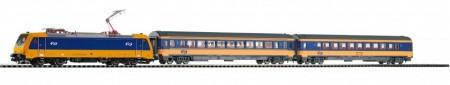 PIKO 59005 NS BR185 met 2 wagens, SmartControl light NIEUW