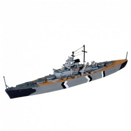 REVELL 05802 Schepen- Militair Bismarck 1:1200