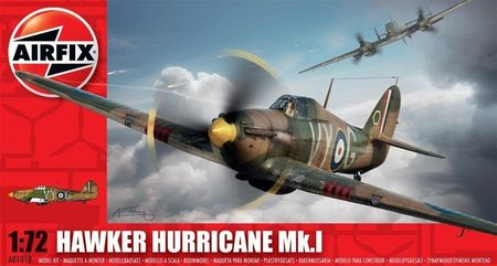 AF 01010 HAWKER HURRICANE MK1