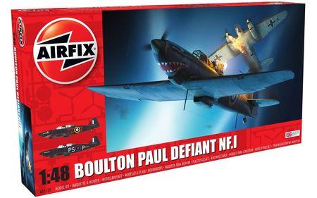 AF 05132 BOULTON PAUL DEFIANT NF.1 1:48