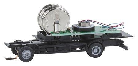 FALLER 161470 CAR SYSTEM OMBOUW CHASSIS TWEEASSIGE VRACHTWAGEN