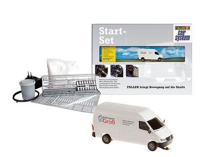 FALLER 161504 CAR SYSTEEM START-SET MB SPRINTER