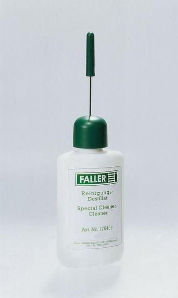 FALLER 170486 REINIGINGSVLOEISTOF, 25 ML