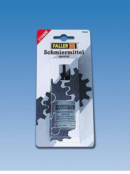 FALLER 170488 TEFLON® SMEERMIDDEL – SPECIAAL HOLLE NAALD, 25 ML
