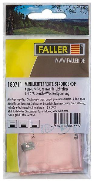 FALLER 180711 MINI-LICHTEFFECTEN STROBOSCOOP