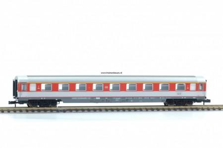 FL 8183 Sneltrein Zilver/rood 1e klasse gebruikt goede staat